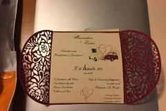 Partecipazioni nozze personalizzate